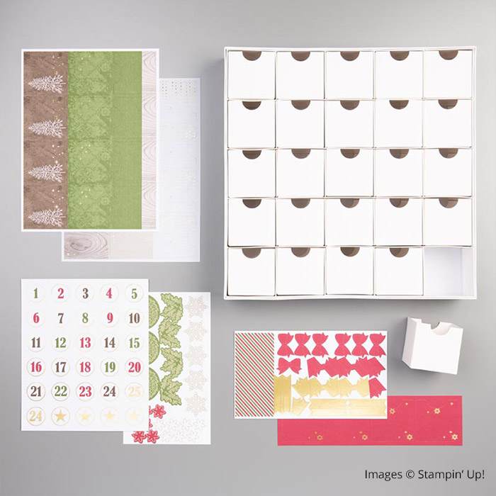 Christmas Countdown Project Kit