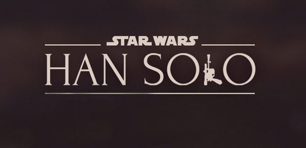 Han Solo: A Star Wars Story, unofficial logo
