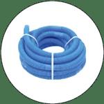 Mangueira Espiralada Azul