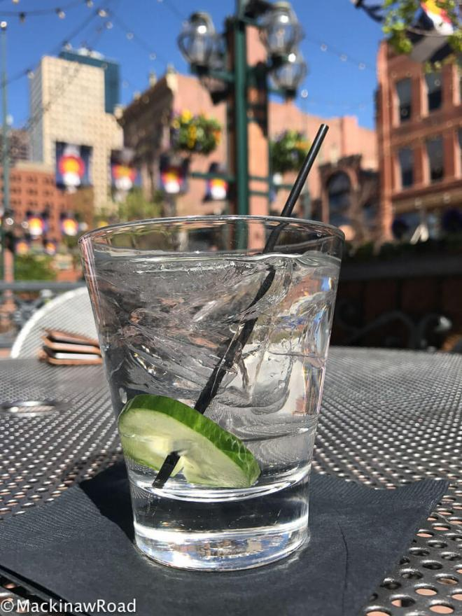 Dining and Drinking in Denver