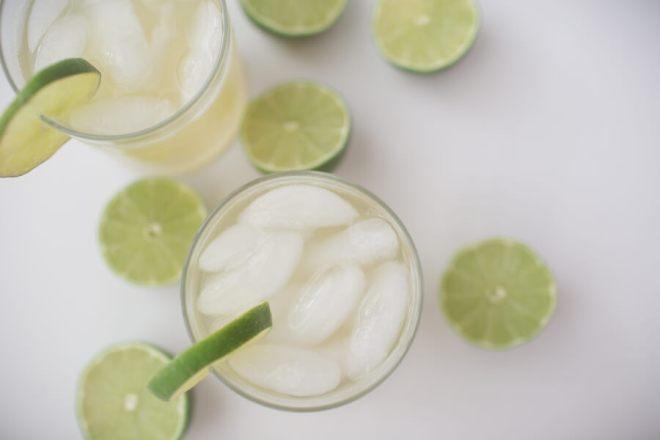 East Coast Cocktails Living Lark Caipirinha