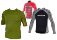 kiteboarding rashguards