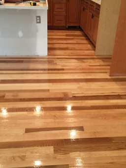Hardwood flooring #1