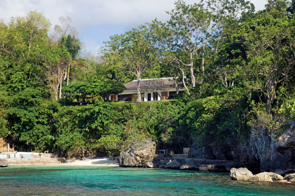 Goldeneye, in Jamaica (Dorling Kindersley/Alamy)