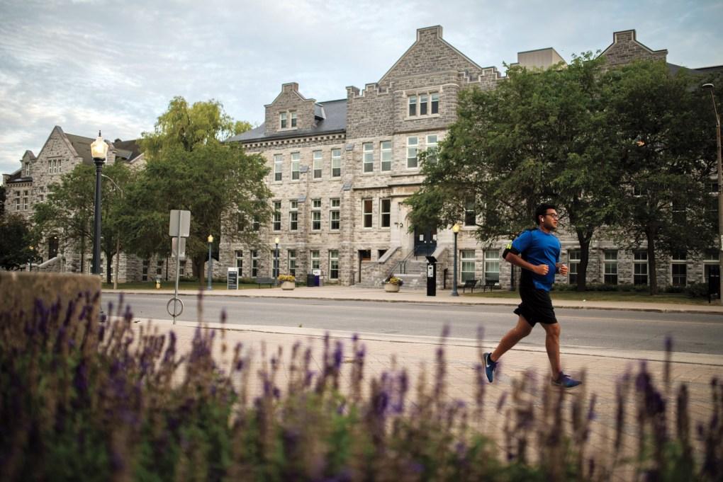 Queens University (Photograph by Sarah Dea)