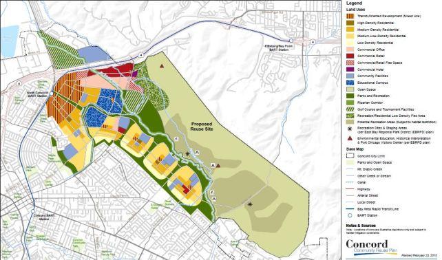 Concord Reuse Plan