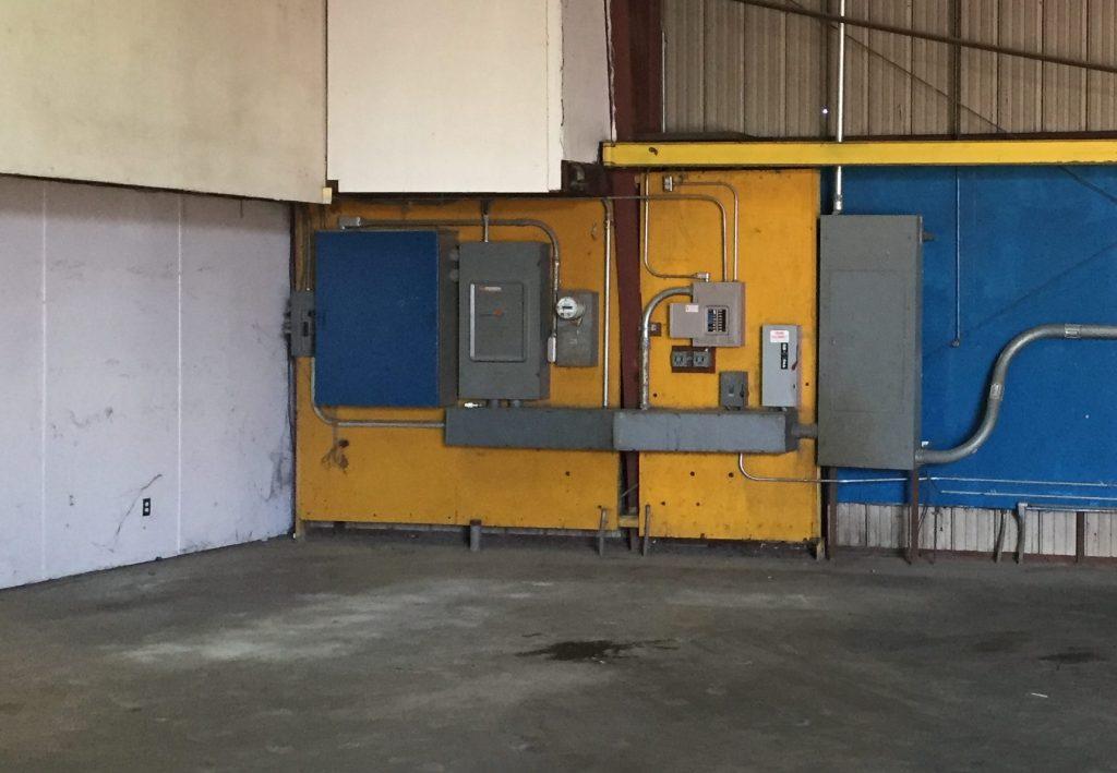 725 Fulton Electrical Service