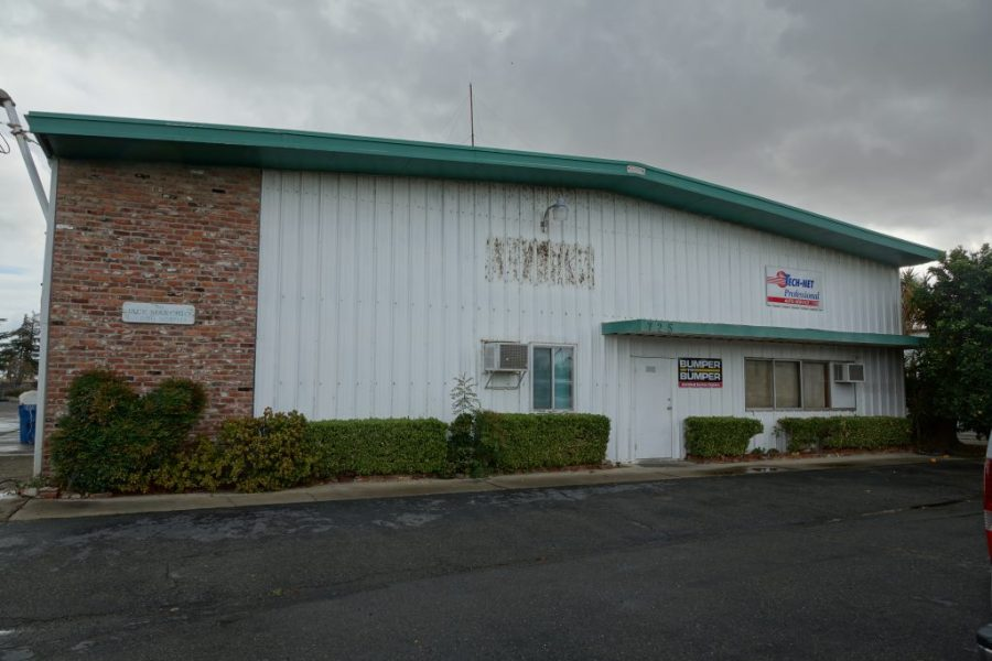 Antioch Industrial Property
