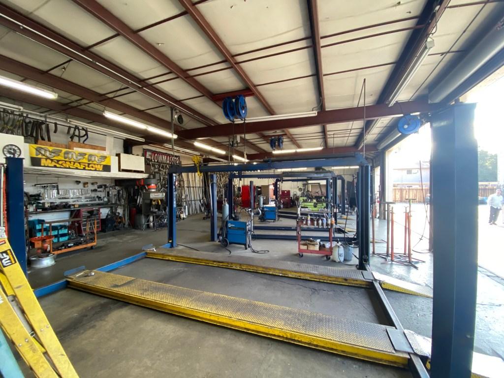 Interior Shop Photos