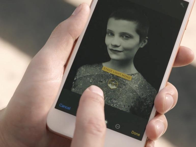 Portrait Lighting Beta Iphone 8 Plus