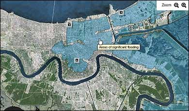 NY Times 2006 Katrina package