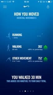 Bewegungen