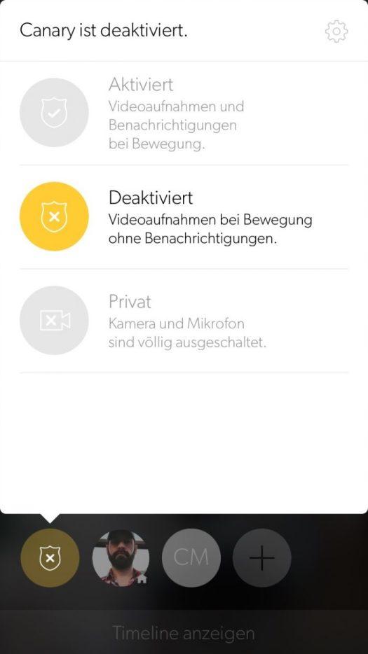 Canary App 16