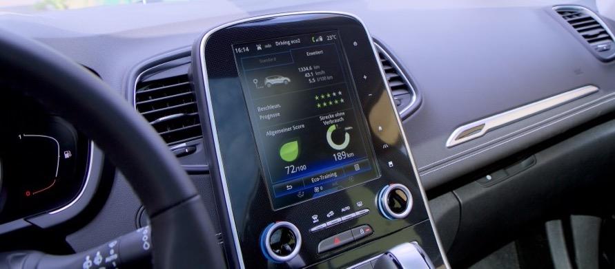 Renault R-Link 2 Multimediasystem im Test