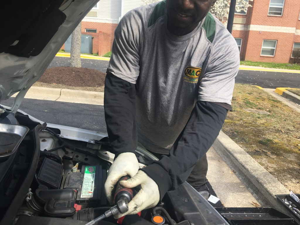 mobile mechanics near dc