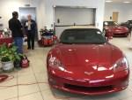 MacMulkin Chevrolet Corvette Detailing Clinic