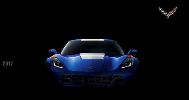 2017 Corvette Dealer Sales Brochure