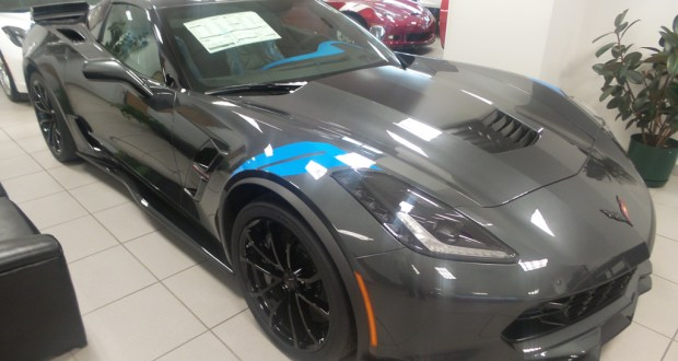 2017 Corvette Grand Sport Collector Edition - #86 out of 850