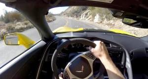 [VIDEO] 2017 Chevrolet Corvette Grand Sport POV Test Drive