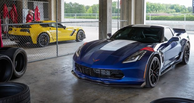 2018 Corvette Grand Sport Sale at MacMulkin Chevrolet