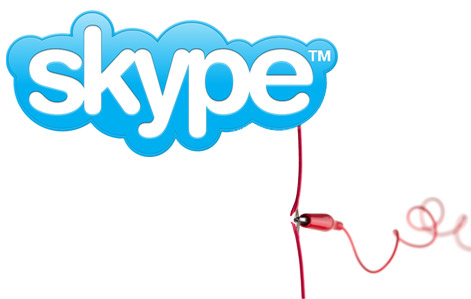 LIstening in on Skype
