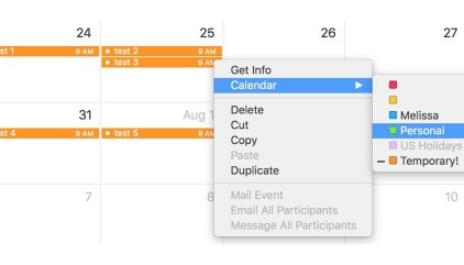 macOS: Turning Off Calendar and Contacts Suggestions - The