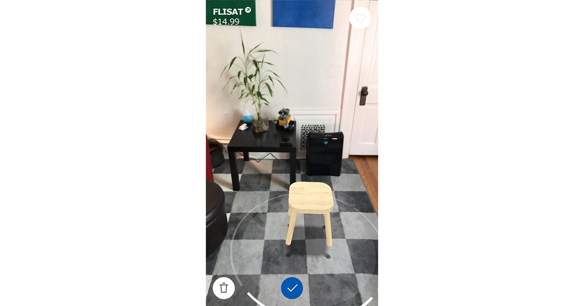 IKEAu0027s Place ARKit App Hits The App Store