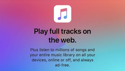 Someone Built an Unofficial Apple Music Web Player - The Mac