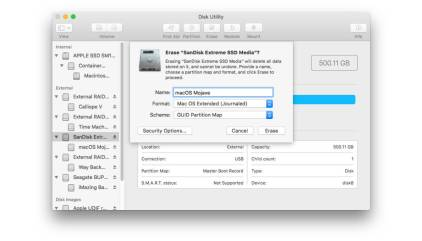 How to Format an SD or Micro SD Card on Your Mac - The Mac Observer