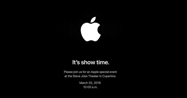 Apple Special Events Apple Events Time Of Apple Event