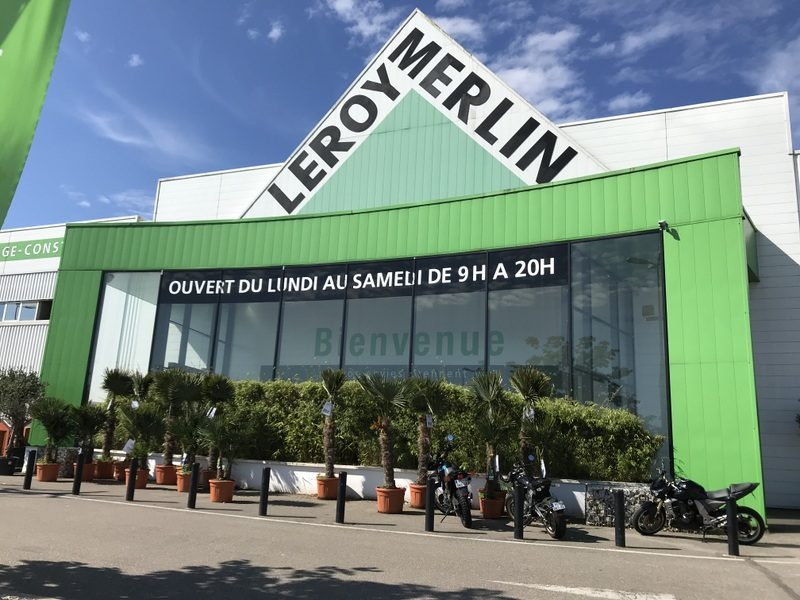 Leroy Merlin Besancon Rouvrira Un Service Sans Contact Le 24 Mars Des Produits De Premiere Necessite Macommune Info