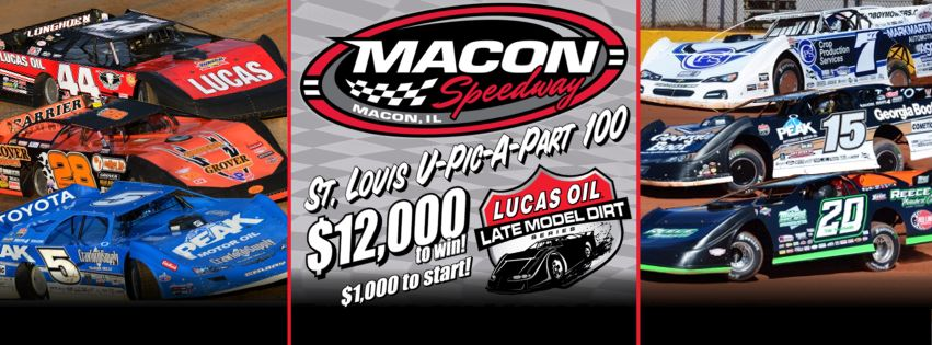 News – Page 73 – Macon Speedway