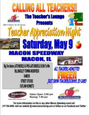 Teacher's Lounge Night 2015