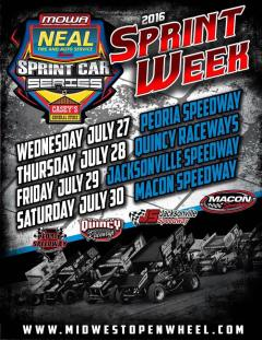 mowa sprint week flyer