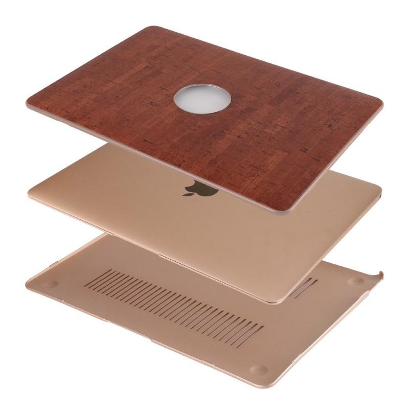 Coque Macbook Pro Retina 13 Pouces Effet Bois