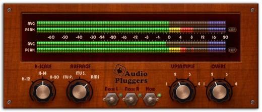 Audio Pluggers K-Meter Beta