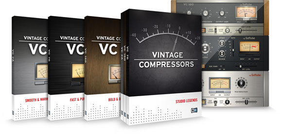 NI Vintage Compressors