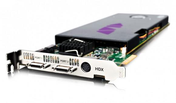 Pro Tools|HDX Card