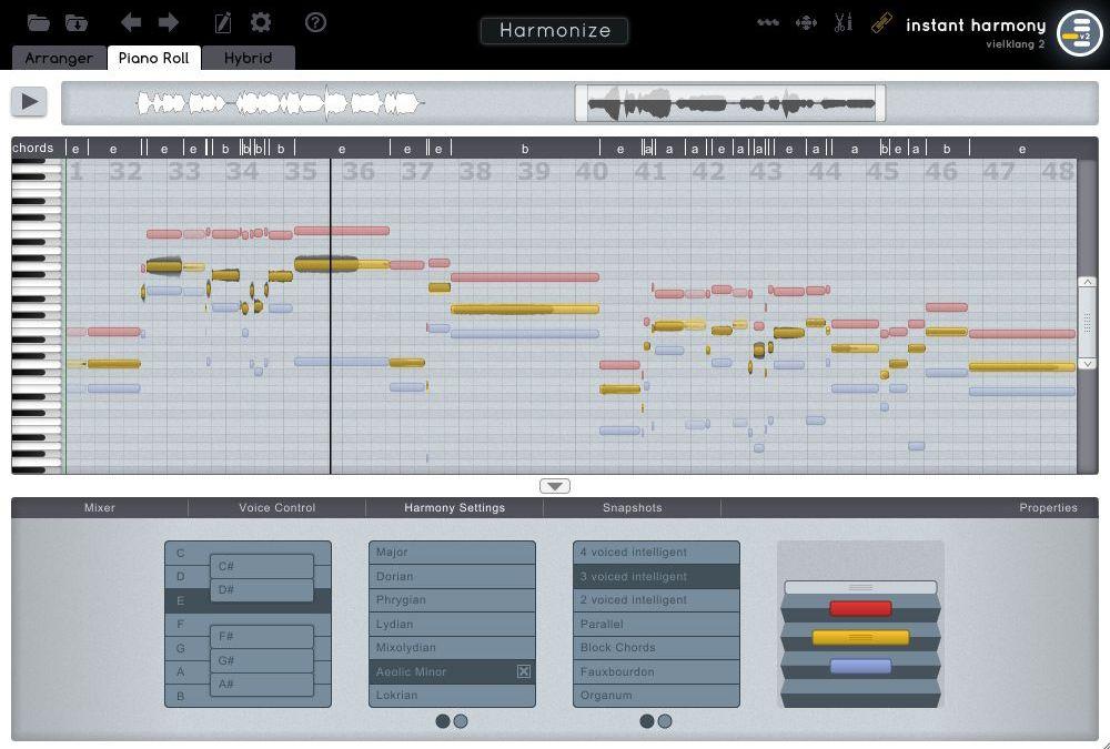 Zplane Unveils Vielklang Instant Harmony 2