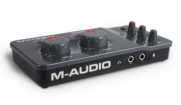 Avid Trims M-Audio
