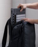 Ableton Push in backpack