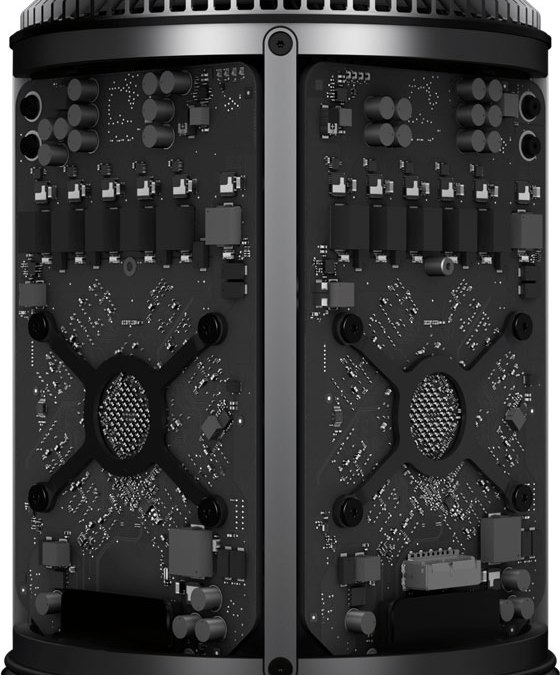 Apple Launches the All-New Mac Pro
