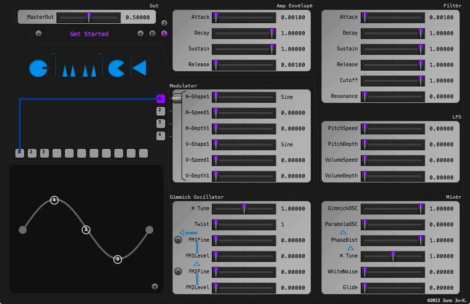 Juno Ju-X Gimmick is a New Twist On Synthesis