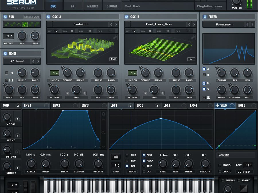 Xfer Records Serum May Be Your Dream Wavetable Synth