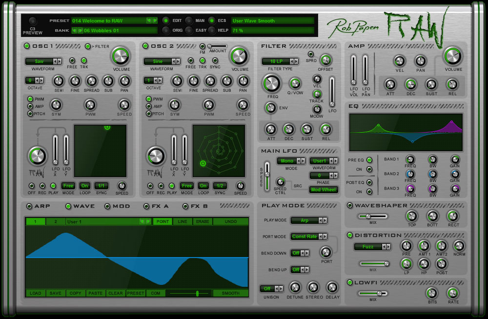 Get Hardcore with Rob Papen's New Raw Synth