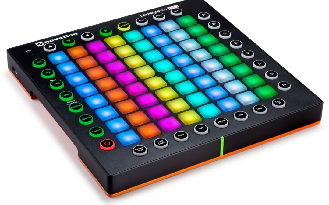 Novation Launchpad Pro is a Color Chameleon