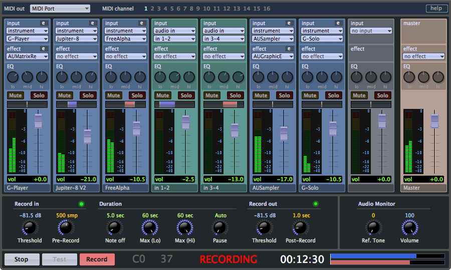 Soundlib Samplit 2 Auto-Samples Your Instruments