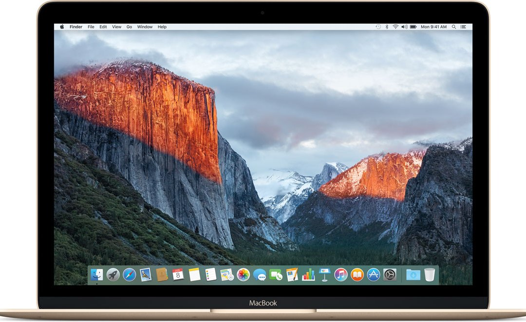 Apple releases OS X El Capitan