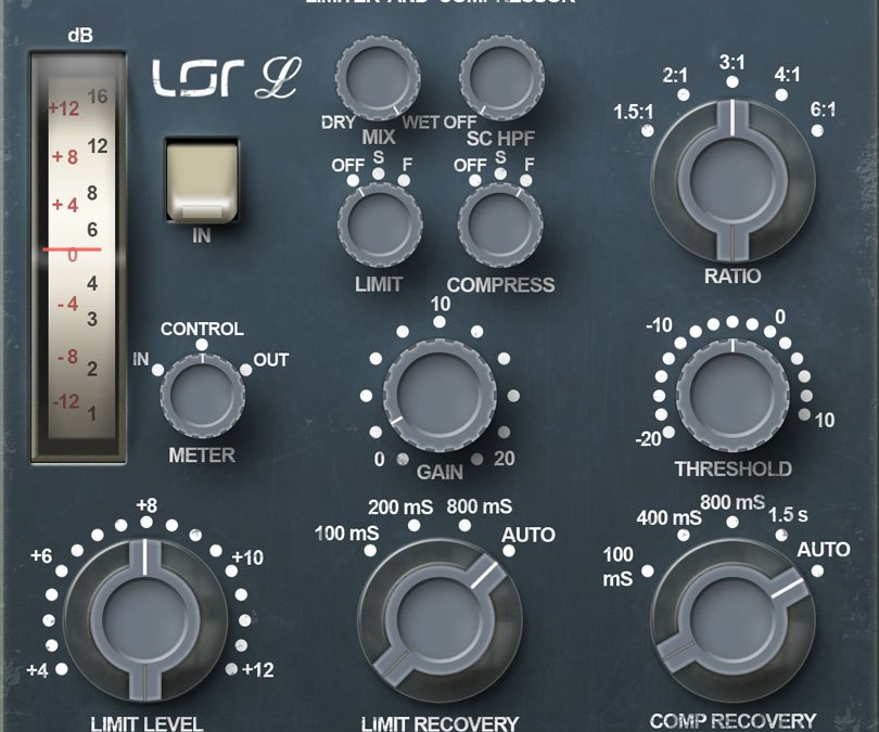 Lindell Audio joins Plugin Alliance and debuts 254E Limiter