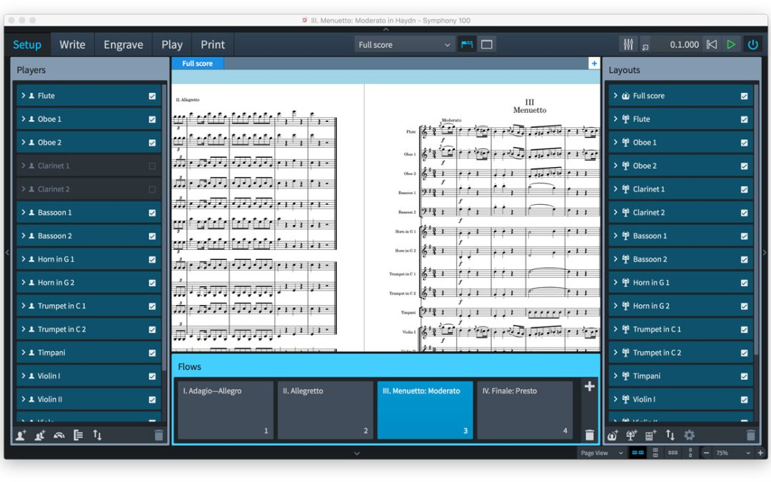 Steinberg launches Dorico next-generation scoring